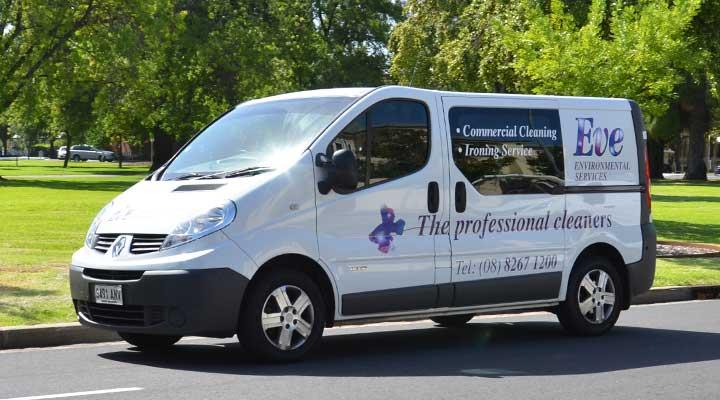commercial linen service