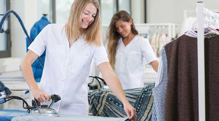 Ironing & Pressing Service