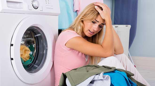 Tired Of Washing